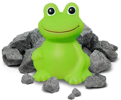 Frosch Leapfrogging